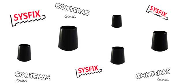 Conteras de goma sistemas de fijacion sysfix for Conteras de goma